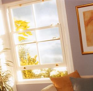 PVCu Vertical Sliding Sash Window